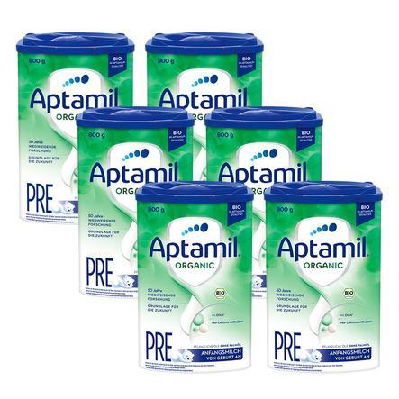 Aptamil Anfangsmilch Profutura PRE 6 x 800 g ab der Geburt