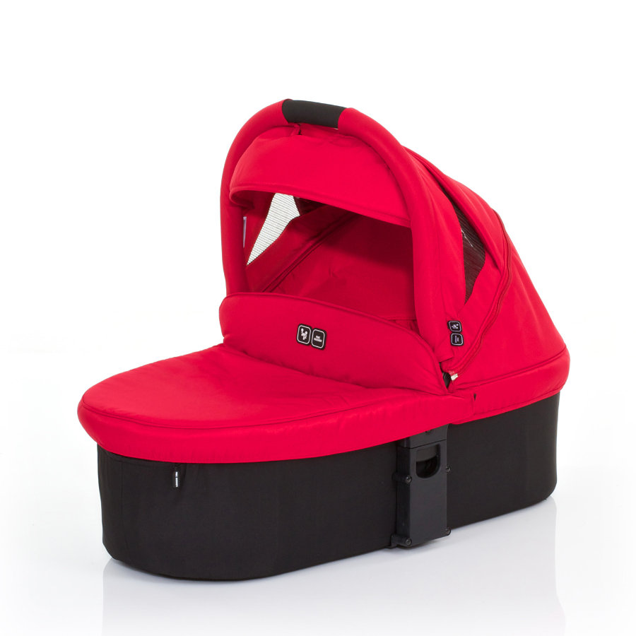 ABC DESIGN Carrycot Cobra/Mamba/Zoom cranberry Collection 2015