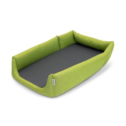 CROOZER Panier chien pour remorque pour chien Dog Jokke Grasshopper green