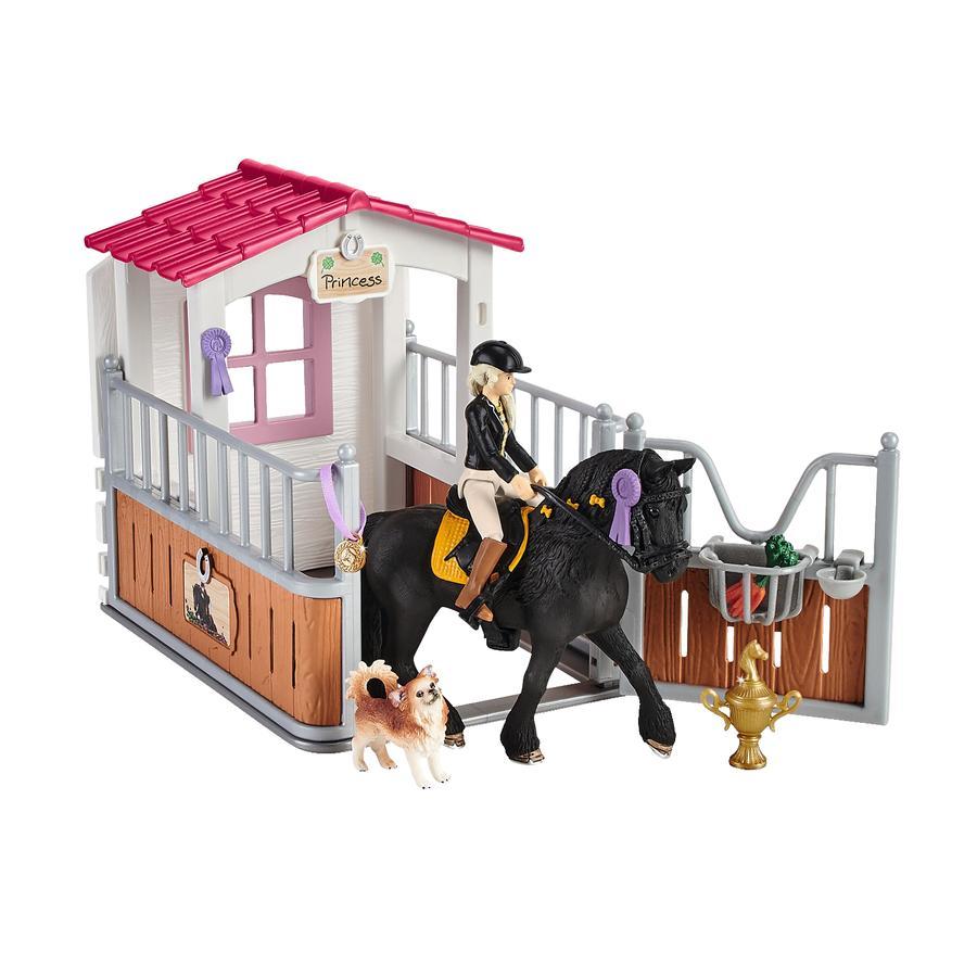 Schleich Pferdebox mit Horse Club Tori & Princess 42437