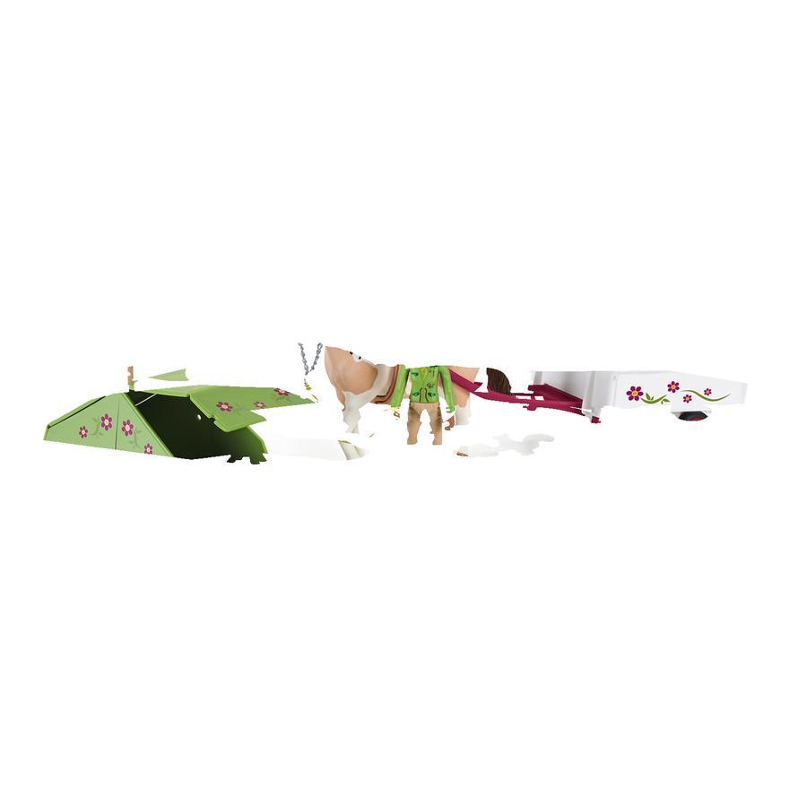 Schleich Horse Club Sarah's Camping Trip, 42533