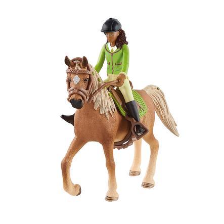 Schleich Horse Club Sarah & Mystery, 42542