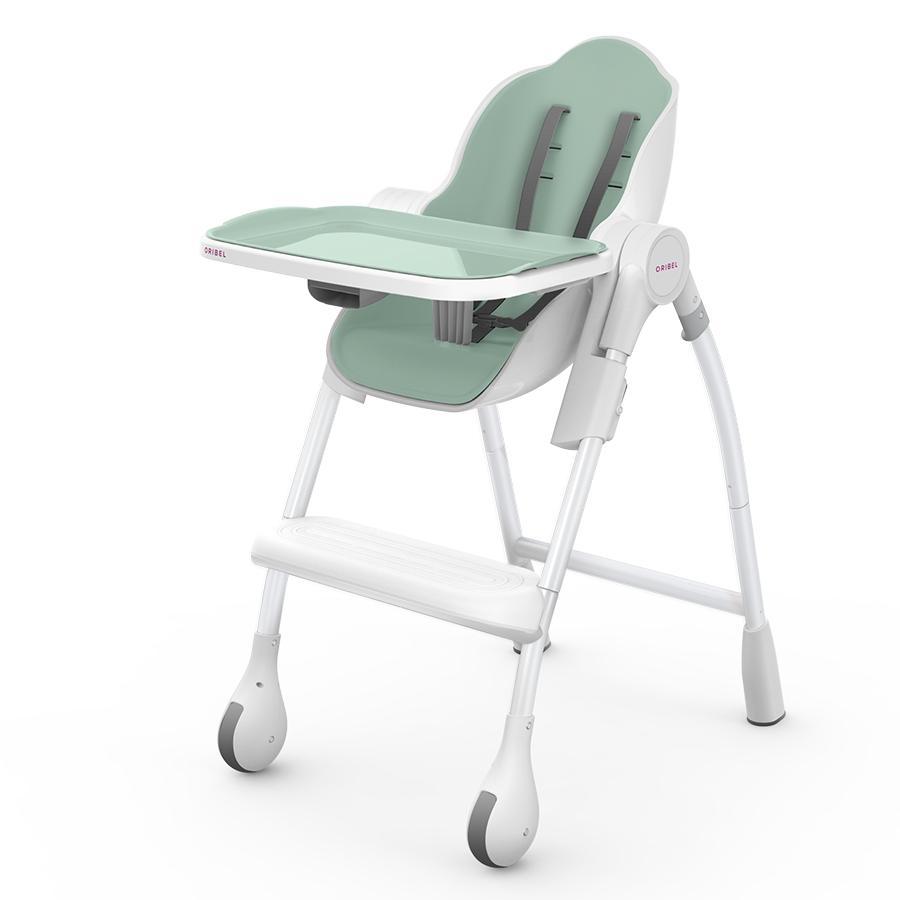 ORIBEL Kinderstoel Cocoon Green Pistachio