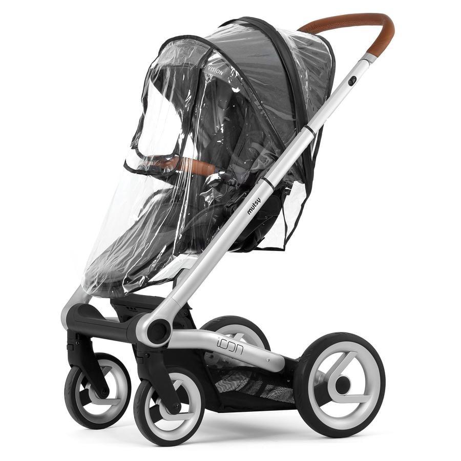 mutsy regnskydd för barnvagn Ikon