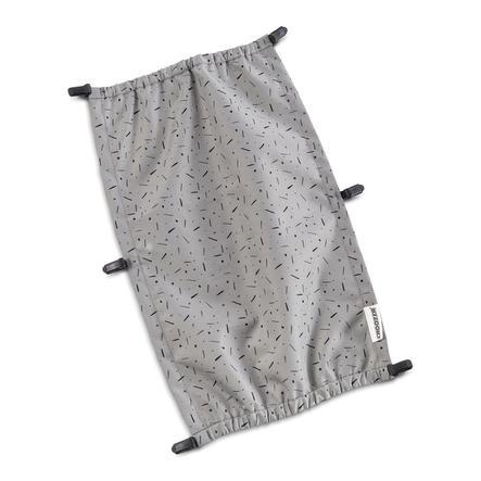 CROOZER Sonnenschutz Stone grey/colored für Kid Einsitzer