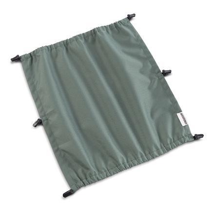 CROOZER Aurinkovarjo Jungle green for Kid kaksipaikkainen lapsi