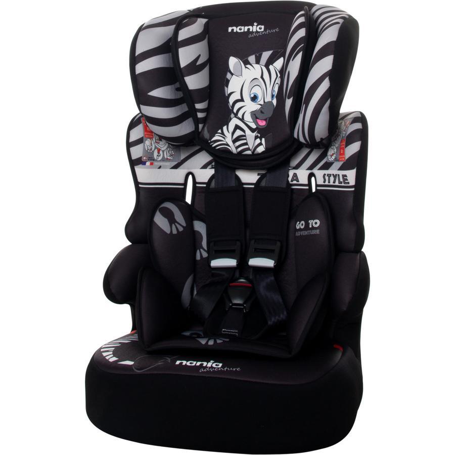 osann Kindersitz BeLine SP Luxe Zebra