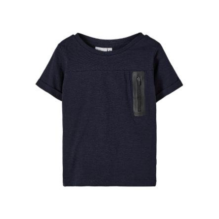 name it T-Shirt Nmmjesper Dark Sapphire