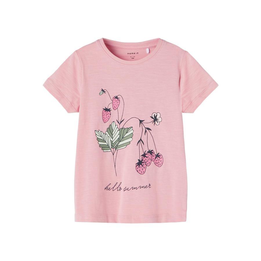 name it Camiseta Nmfjasmin Zephyr