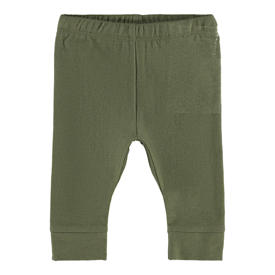 name it Leggings Long John Nbmjan Ivy Green
