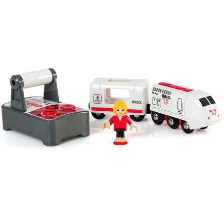 BRIO IR - Treno Passeggeri Telecomandato 33510