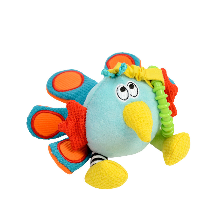 dolce Toys Shake r Peacock