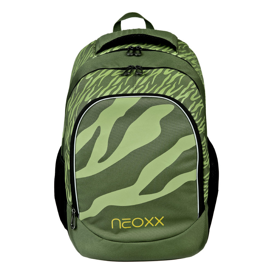 neoxx Fly Schulrucksack Ready for Green