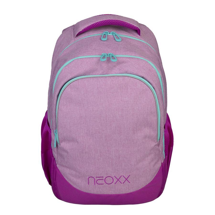 Školní batoh Fly pink