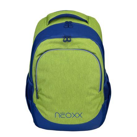 neoxx Fly Schulrucksack green