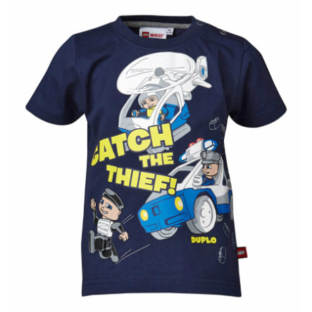 LEGO WEAR Duplo Boys T-Shirt TAJS 304 dusty blue