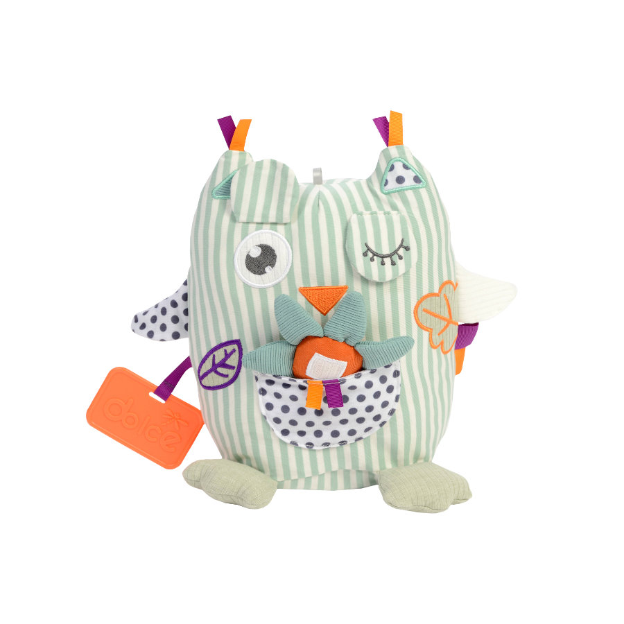 dolce Toys Primo Activity Owl