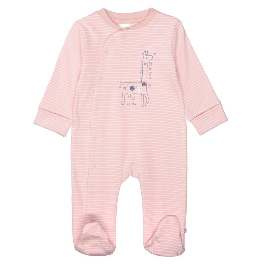 STACCATO  Pyžamo 1tlg. růžové pruhované
