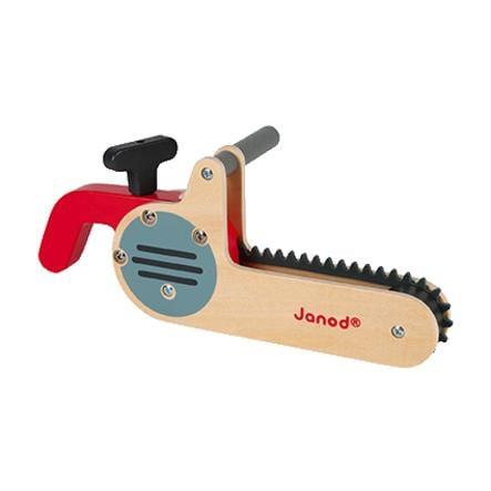 Janod® BRICO'KIDS Säge Holz (mit Soundeffekt)
