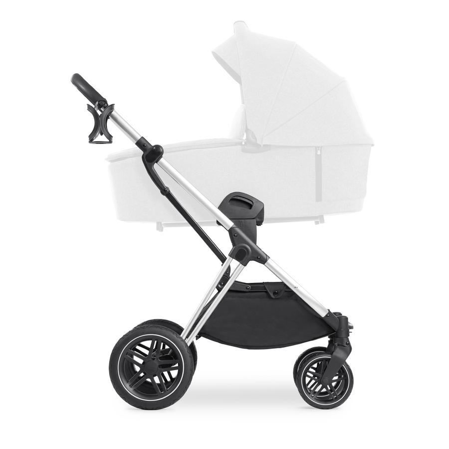 hauck Kinderwagengestell Vision X Silver