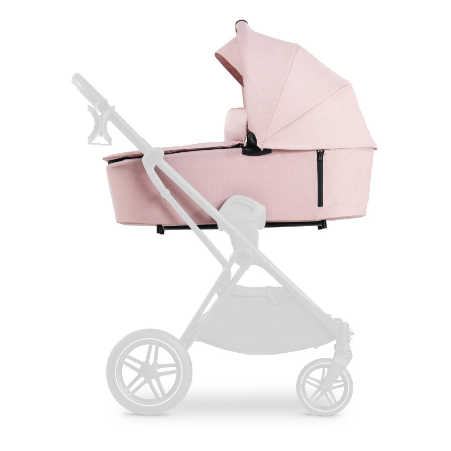 hauck Kinderwagenaufsatz Vision X Melange Rose