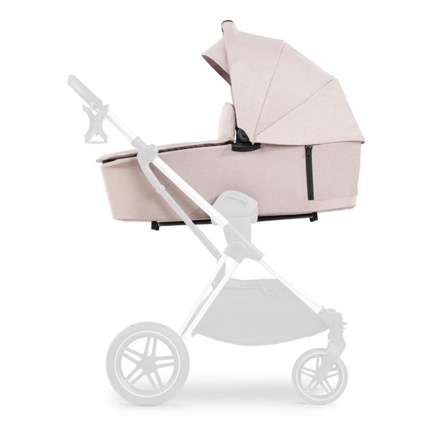 hauck Kinderwagenaufsatz Vision X Melange Beige