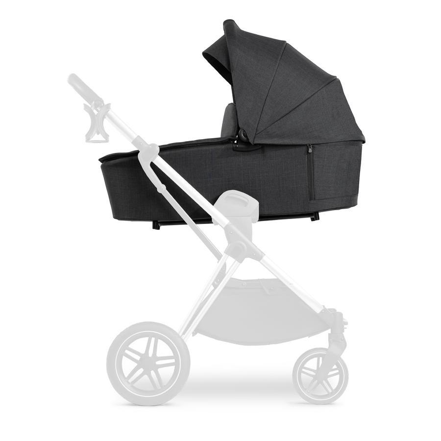 hauck Kinderwagenaufsatz Vision X Melange Black