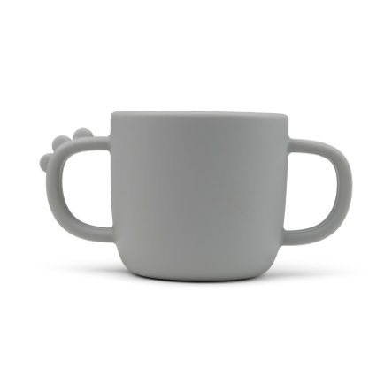 Done by Deer ™ Peekaboo mug Croco i grått