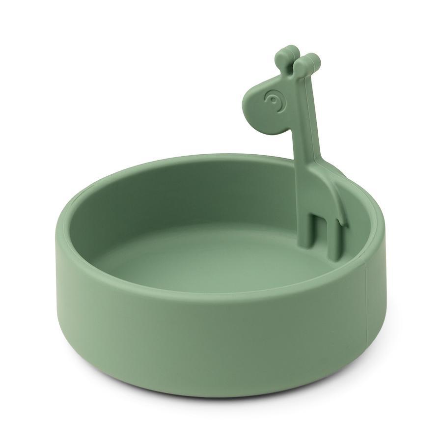 Done by Deer ™ Mísa Peekaboo Raffi v zelené barvě