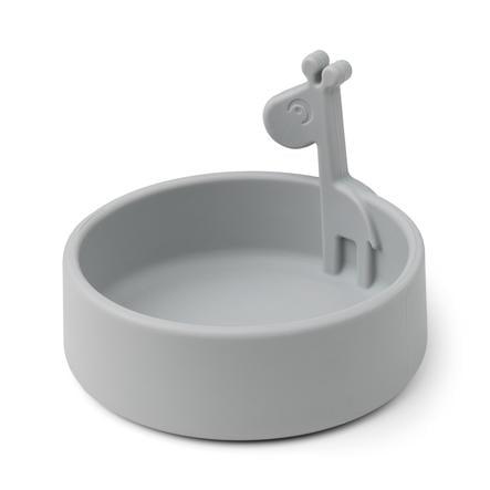 Done by Deer™ Bol enfant Peekaboo Raffi girafe gris