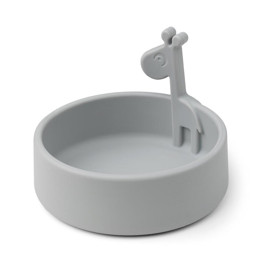 Done by Deer ™ Peekaboo bowl Raffi en gris