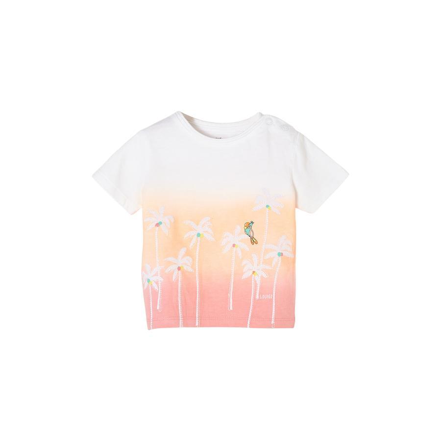 s.Oliver T-Shirt light pink