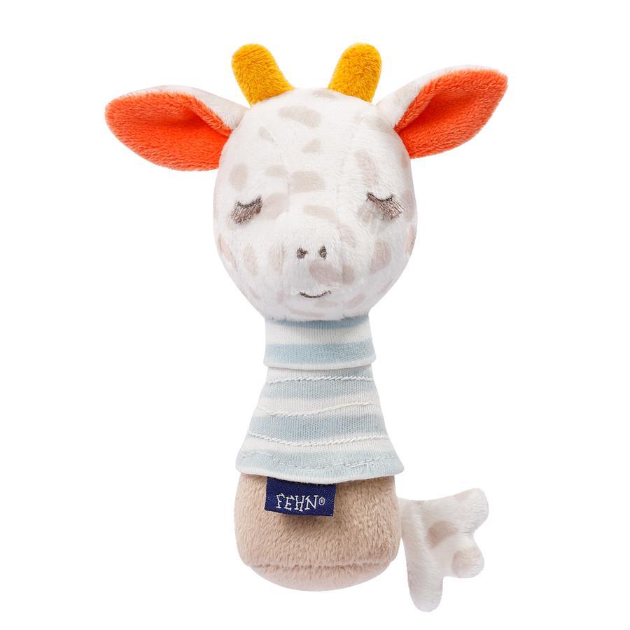 fehn ® Stick Rattle Giraffe