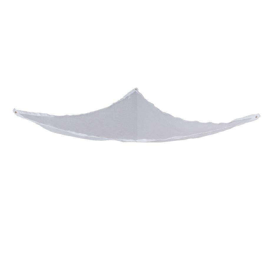 Dreambaby® Jumbo Stofftieraufbewahrungs-Eckhängematte, Weiß