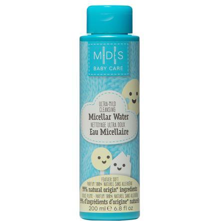 MADES BABY CARE, Micellar Wasser, milde Reinigung, 200 ml