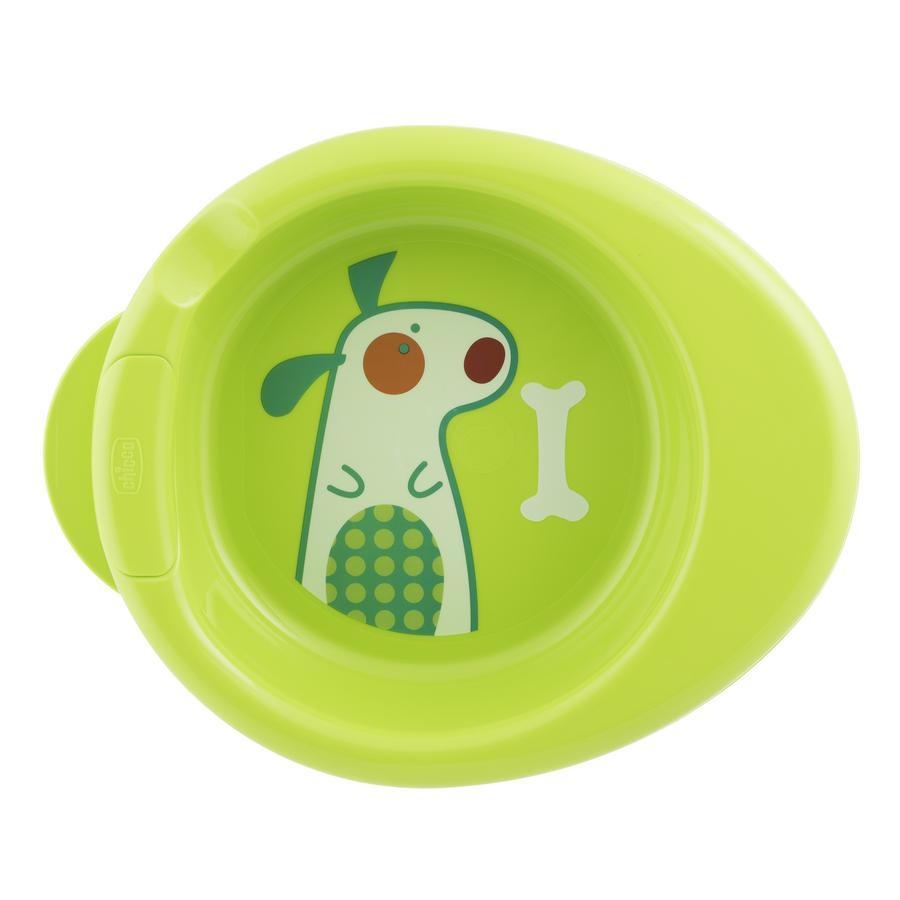 chicco Teplá deska Teplá neutrální zelená 6M+