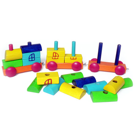 HESS Assembly Game Train