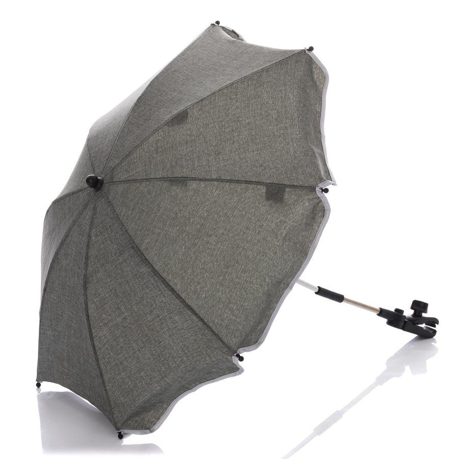 fillikid Sonnenschirm Standard Melange Grau