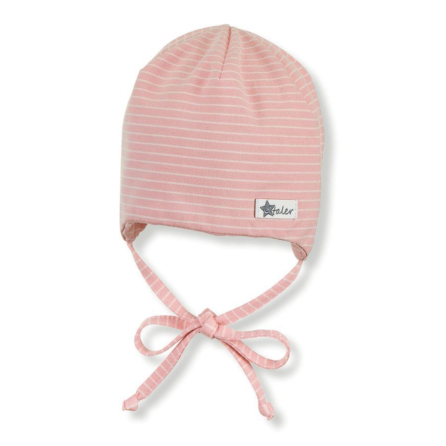 Sterntaler Beanie rosa