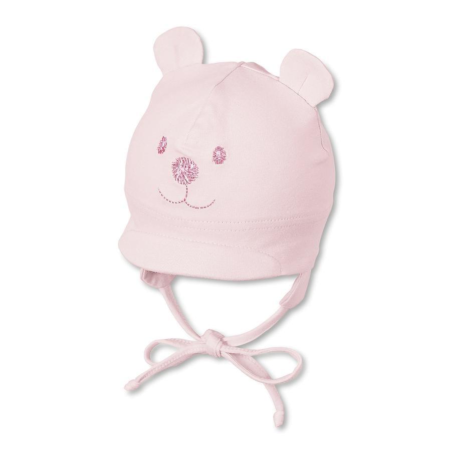 Sterntaler Peaked cap pink