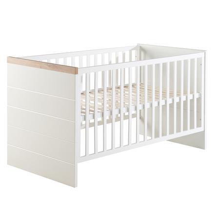 roba Kombi-Kinderbett Nele weiß