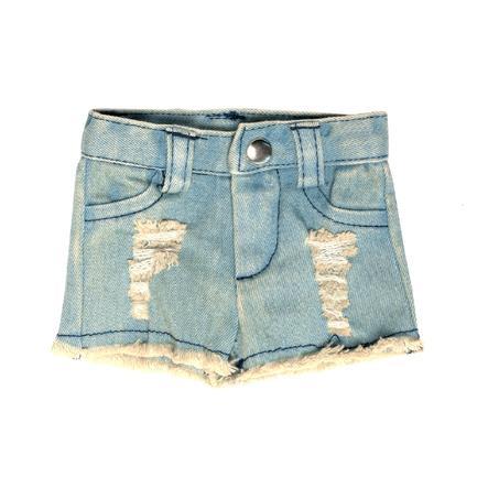 I'M A GIRLY Denim Shorts