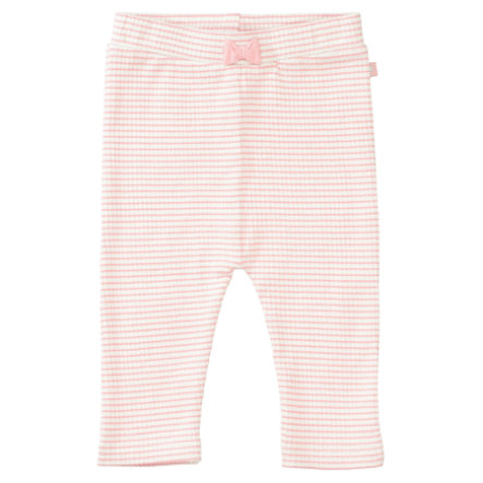 STACCATO  Leggings mjuk rosa randiga