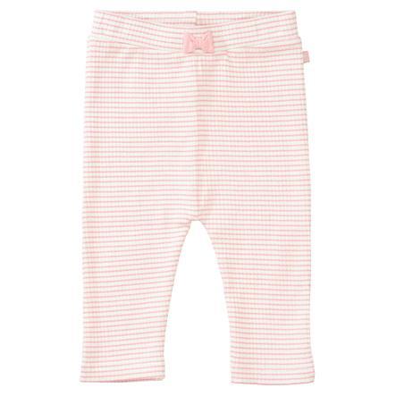 STACCATO  Leggings soft pink stribet