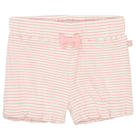 STACCATO  Shorts rosa suave a rayas