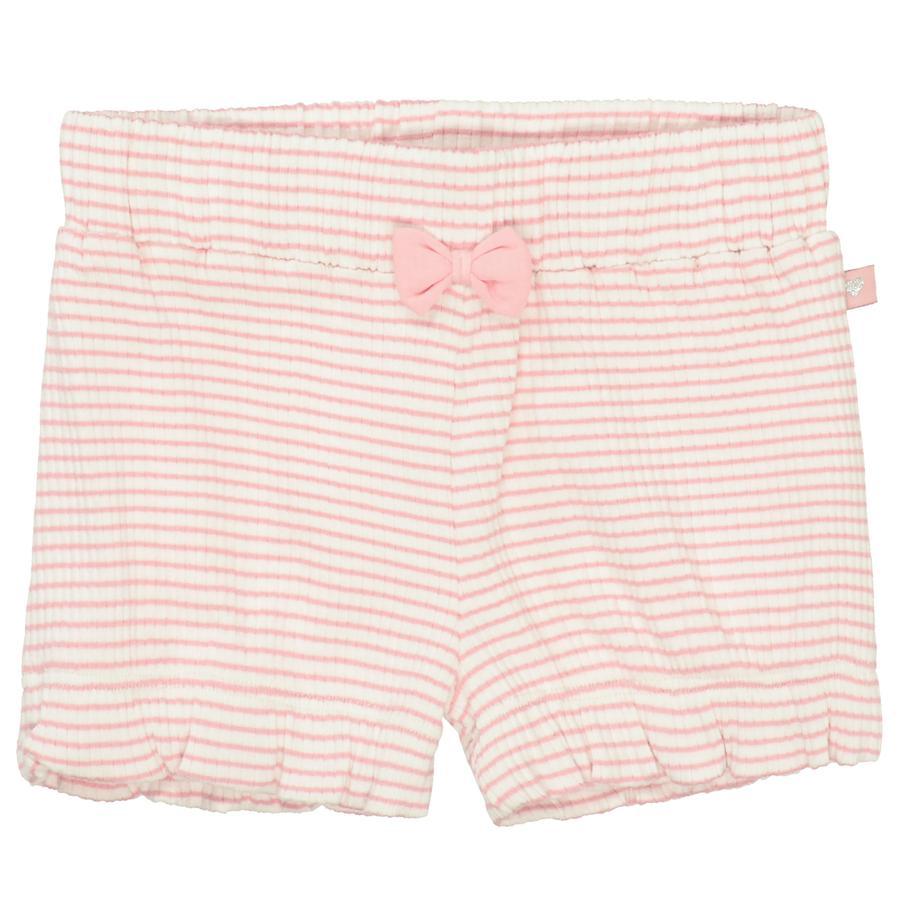 STACCATO  Shorts morbido rosa a strisce