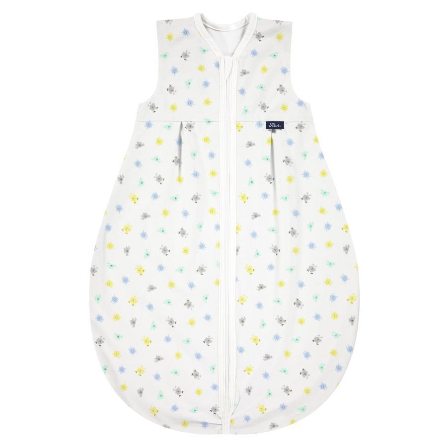 Alvi® Schlafsack Jersey Light Klecks