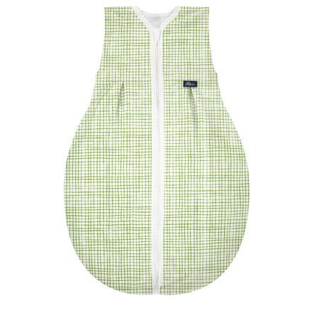 Alvi® Gigoteuse bébé mousseline amis de forêt vert TOG 0.5