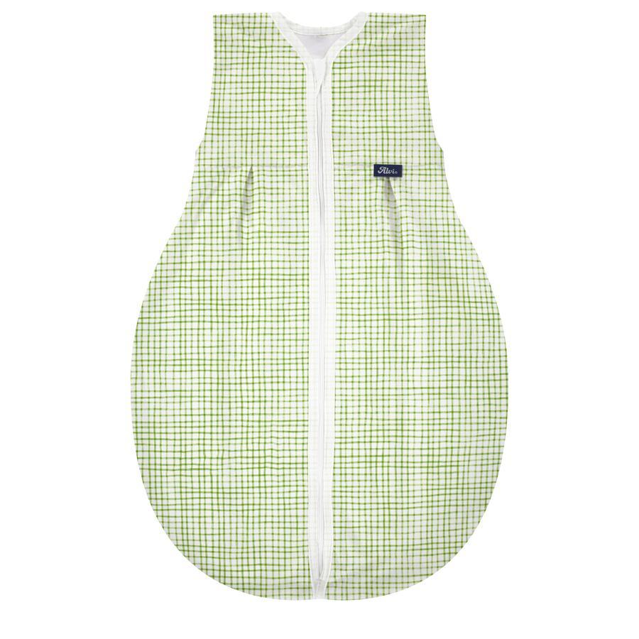 Alvi ® boll sovsäck molton skog vänner grönt