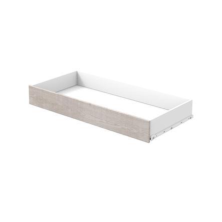 Sauthon Tiroir pour lit à barreaux Nova gris loft 60x120 cm